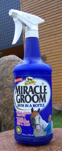 "Glanz-Spray ""Miracle Groom"""