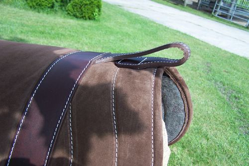 "Bareback Pad ""Easy Ride"" Brown"