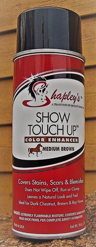 "Show-Farbe ""Touch Up Medium Brown"""