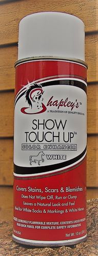"Show-Farbe ""Touch Up White"""