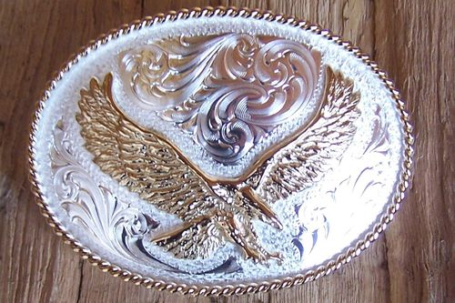"Buckle ""Golden Eagle"""
