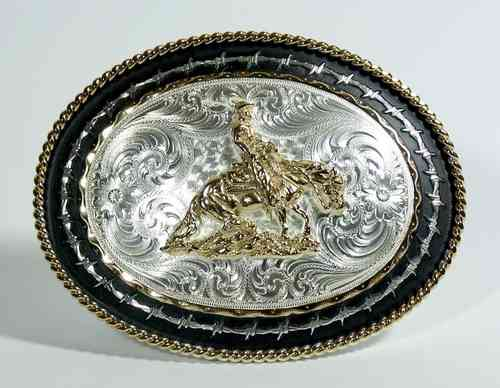 "Buckle ""Golden Reiner"""