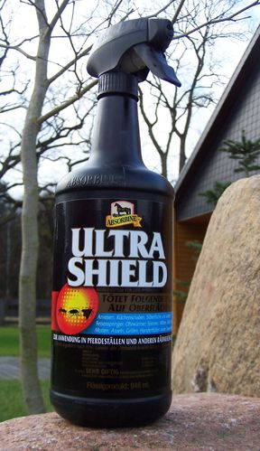 "Insekten-Spray ""Ultra Shield"""