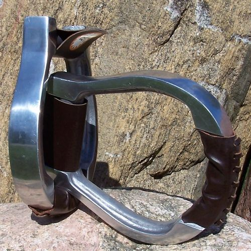 "Alu Stirrups""Cutting Oxbow"""