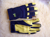 "Deerskin Gloves ""Golden Eagle"""