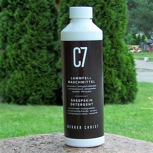 Christ C7 Lambskin Detergent Concentrate