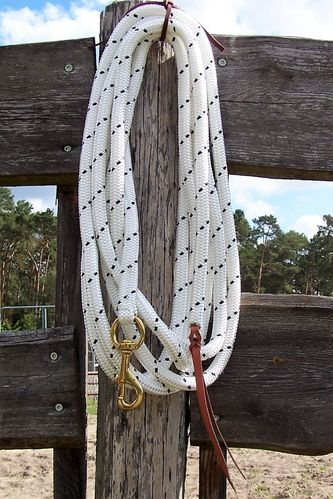 "Leadrope 7 m ""Black Points"""