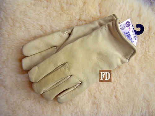 Deluxe Deerskin Gloves