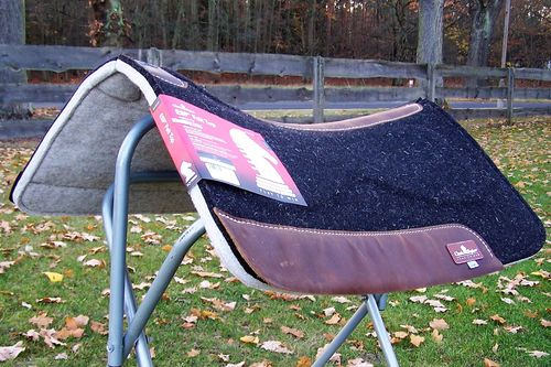 "Filz Classic Equine Square Pad ""Better Choice"""