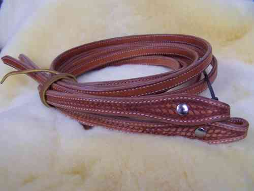 "Split Reins ""DiamondC Basket"""