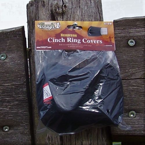"Bucklecover ""Cinch Ring Covers"""