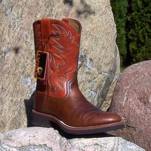 "Men´s Ariat Western-Boots ""Marple/ Brick"""