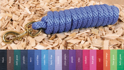 "Deluxe Lead Rope Hamilton ""Different Colors"""
