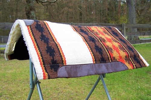 "New Zealand Wool Pad ""Indian Summer"""
