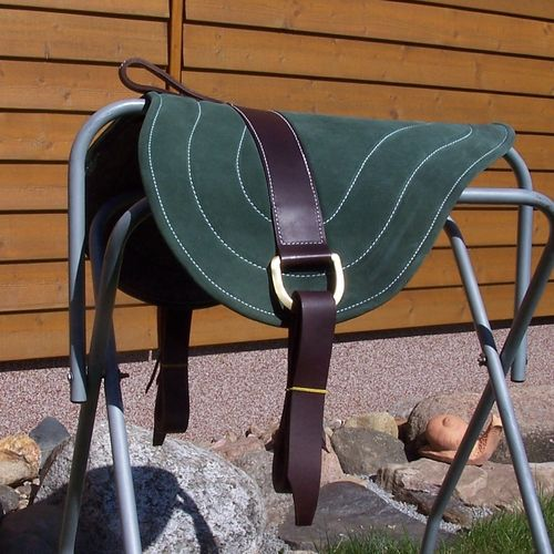 "Bareback Pad ""Easy Ride - Huntergreen"""