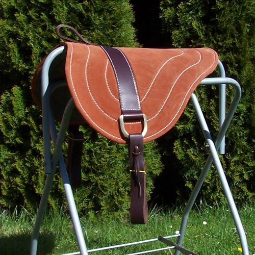 "Bareback Pad ""Easy Ride - Terracotta"""
