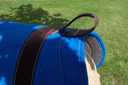 "Bareback Pad ""Easy Ride"" Blue"