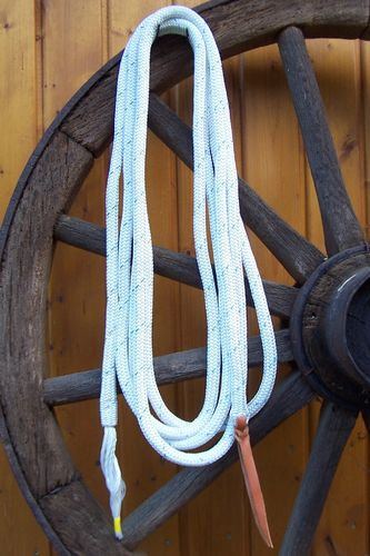 "Mecate3 ""Natural Horse-Man-Ship Reins in 5/8"""