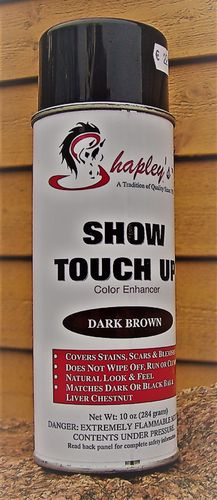 "Show Farbe ""Touch Up Dark Brown"""