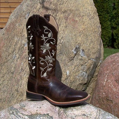 "Women´s Twisted X Boots ""Floral"""