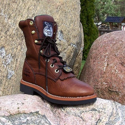 "Women´s Georgia Boots ""Walnut Barracuda"""