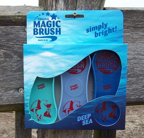 "Original Magic Brush 3er Set ""Deep Sea"""