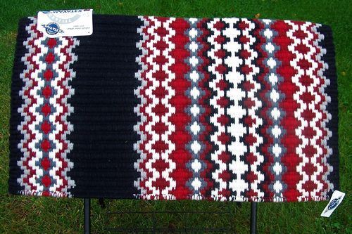 "Premium Show-Blanket ""Shades of Red"""