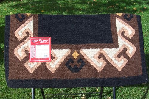 "Reinsman Show-Blanket ""Brown Earth"""