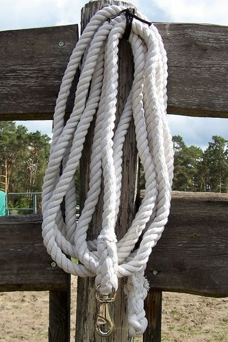 "Working Rope Superbig 7m ""Nature Cotton"""