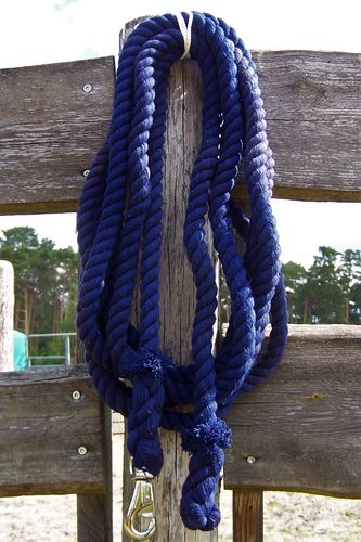 "Working Rope Superdick 7m ""Blue Cotton"""