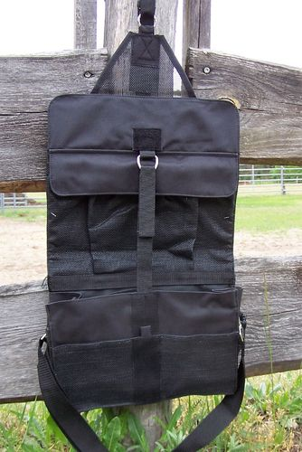 "Necessity Tote ""Black for Tack"""