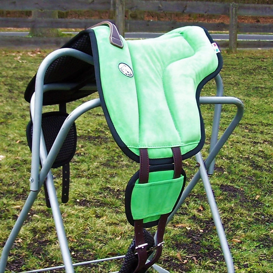 Pony Brockamp Barebackpad Spezial Lime Green Fd Saddlery