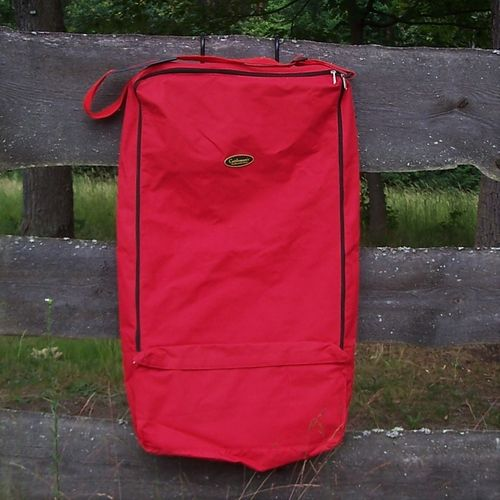 "Carrier Bag ""Cattleman´s Red for Tack"""
