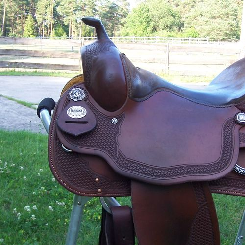 "DiamondC Allround Saddle ""Part Basket"""