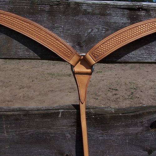 "Breast Collar ""Basket Nature"""