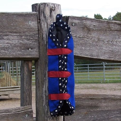 "Tail Protection ""Tail Wrap - Stars"" in Sizes"