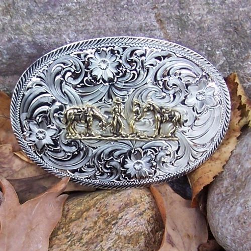 "Montana Silversmiths Buckle ""Days like This"""